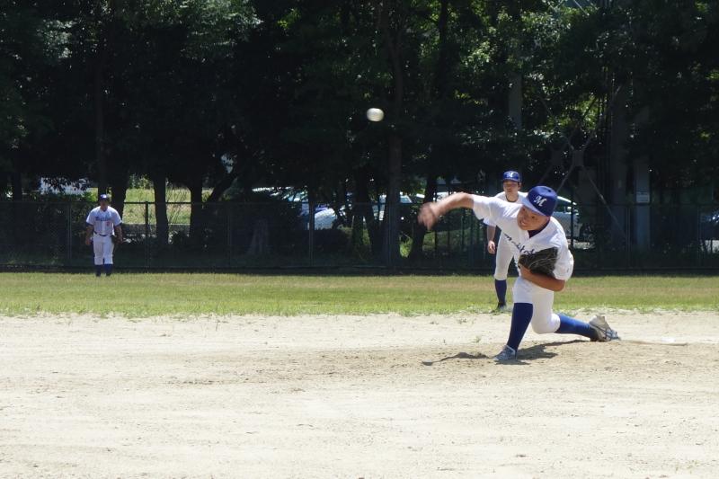 専学野球大会に出場しました。